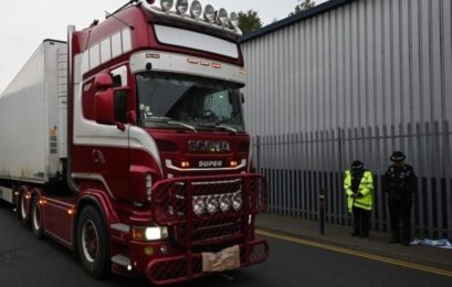 UK driver pleads guilty to manslaughter of 39 Vietnamese found dead in truck
