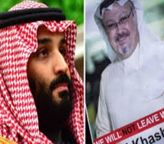 UN: Saudi prince suspect in Khashoggi murder case