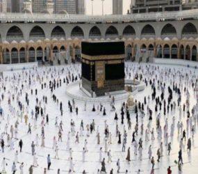 16,000 pilgrims register for Umrah in first few hours
