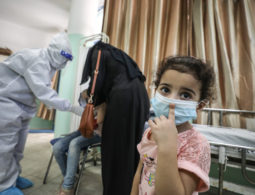 Palestine intensifies measures ahead of third wave of coronavirus
