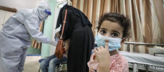 Palestine intensifies measures ahead of third wave of coronavirus