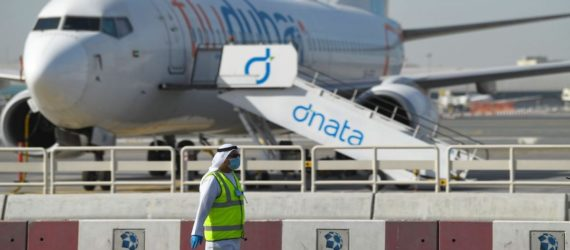 First FlyDubai flight lands in Israel
