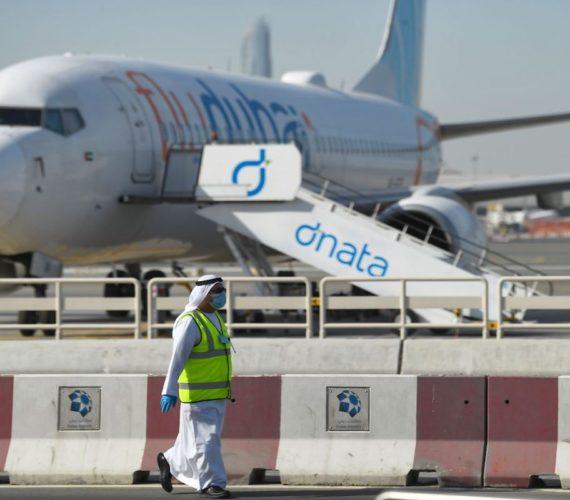 First FlyDubai flight lands in Israel