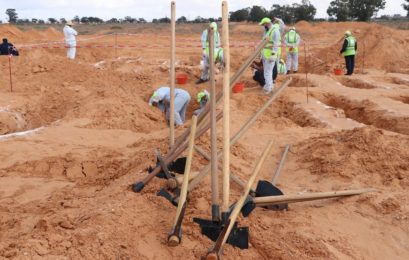 Libya urged to search for mass graves in Tarhuna