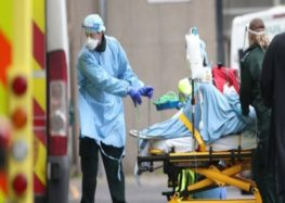 Health officials warn,UK entering worst point of COVID-19 pandemic