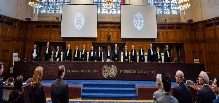 INTERNATION COURT OF JUSTICE PREPARED TO HEAR IRAN'S CASE AGAINST U.S.A