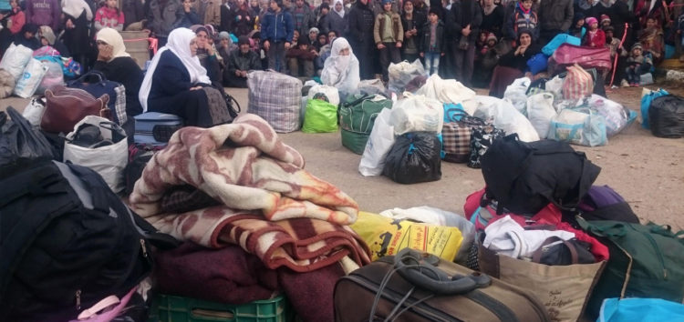Aid Deliveries to Syria's Besieged Areas Making Progress