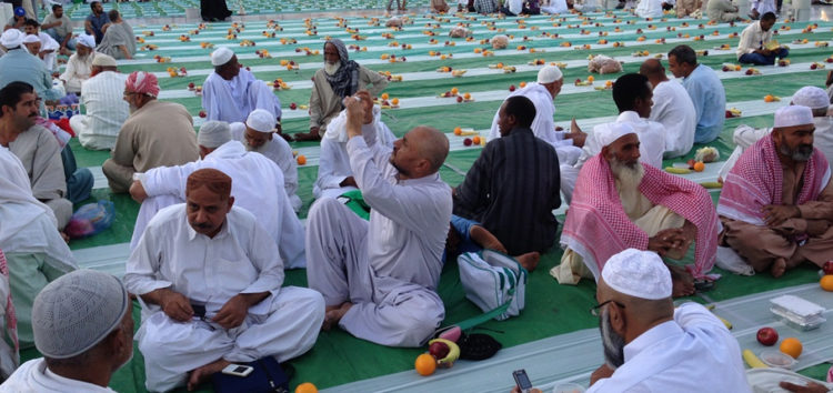 Quality Services For Pilgrims In Ramadan