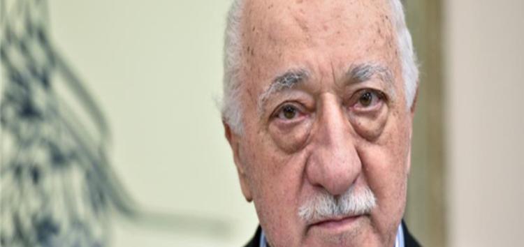 Arrest Gulen for 'ordering' coup bid,Turkey to US