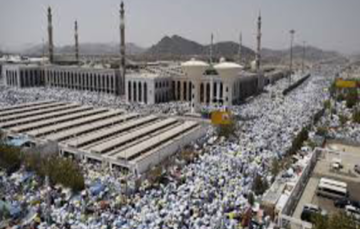 #Hajj2016 – Khutbah at the Plains of Arafah