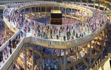 A 10-month Umrah season proposed