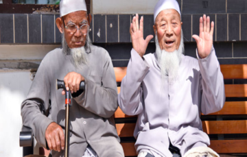 Chinas other Muslims