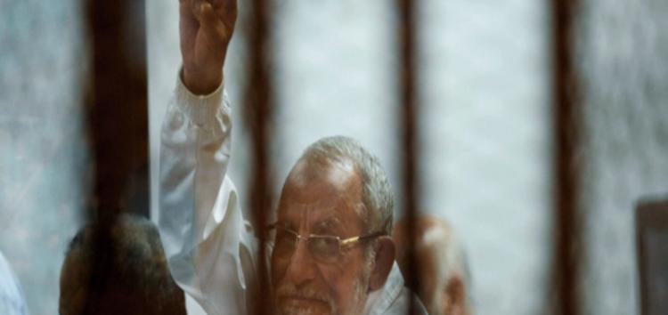 Egypt upholds life sentence for Muslim Brotherhood leader