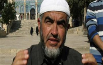 Sheikh Raed Salah released from Israeli prison