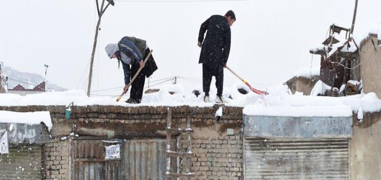 Scores dead in heavy snowfall in Afghanistan, Pakistan