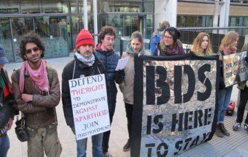 New Israeli law targets anti-apartheid boycott