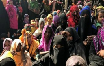 Myanmar army defends operation against Rohingya Muslims, denies reports of Abuse