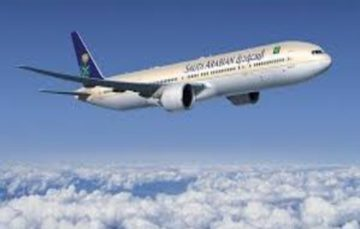 Saudi Airways pilot breathes his last just before landing the plane