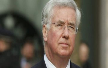 UK Defence Minister says US Syria strike designed to deter, not start of new military campaign