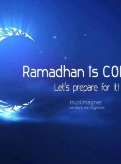 Ramadaan around the corner – have you started your preps yet?