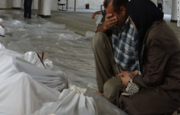 Are Syrian lives worthless?
