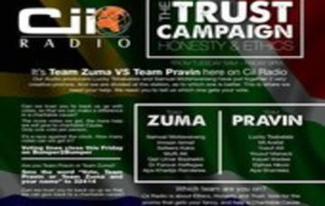 The Trust Campaign – So who will get your vote?