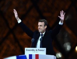 New French president Emmanuel Macron 'will not recognise Palestine'