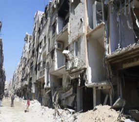 Deal sees Nusra fighters evacuate from Syria's Yarmouk