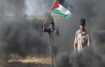 Israel bombs three locations in Gaza