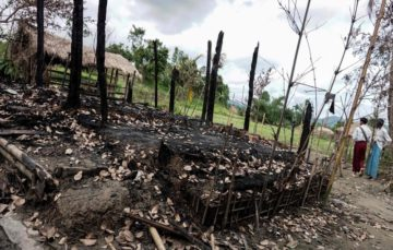 Myanmar's Rohingya: Cornered by poverty, stalked by violence