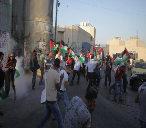 9 Palestinians injured in West Bank protests while Al-Aqsa remains closed