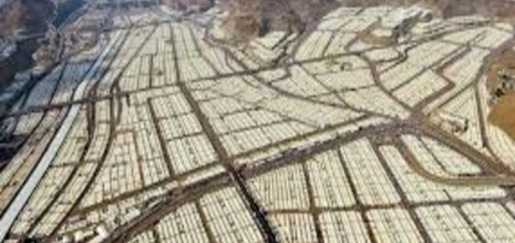Two million pilgrims complete convergence in Mina,head to Arafah
