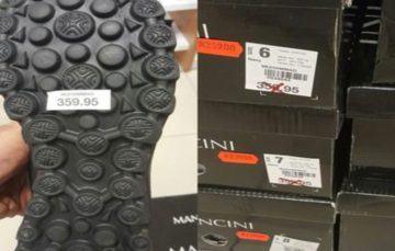 """Shoe City issues apology for """"Muhammad"""" shoe following outrage from Muslim community"""