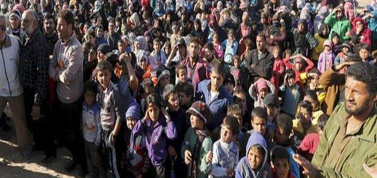 Nearly 50,000 people stranded at Jordan-Syria border, draws major UN concern