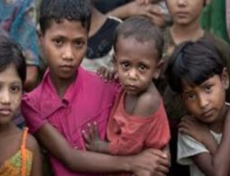 Plight of the Rohingya refugees through the eyes of the children
