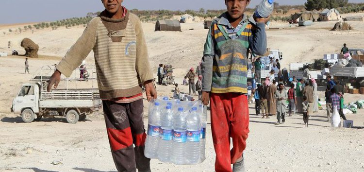 One in five children require humanitarian assistance in Middle East:UNICEF