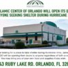 Orlando Mosque Opens Up Its Doors for many displaced during Hurricane Irma