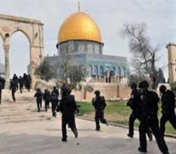 Israeli settlers' groups calls for increasing raids of Al-Aqsa Mosque