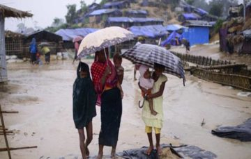 WHO warns of growing cholera threat in Rohingya Muslim camps