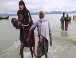 Elderly Rohingya die on the way or arrive sick to camp