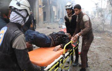 772 civilians killed in Syria last month: UK-based NGO