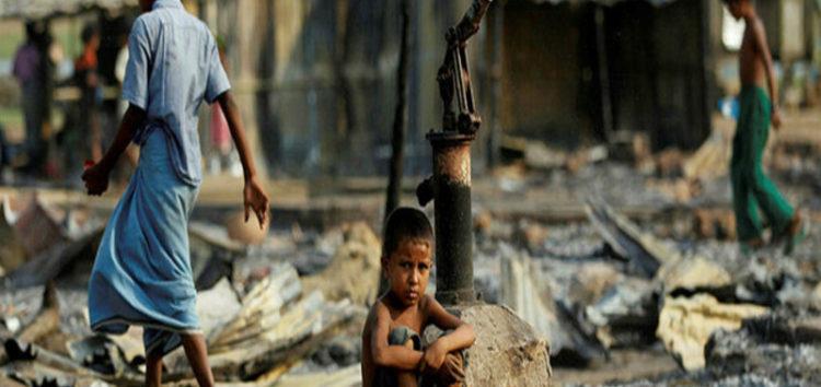 Rohingya Muslim crisis: UN blasts Burma as 'unacceptable' after access refused to Rakhine state