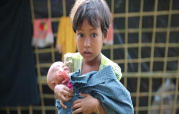 Malaysia's Deputy King: SE Asia leaders must tackle Rohingya crisis