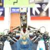 Elon Musk warns of the dangers of AI Robots