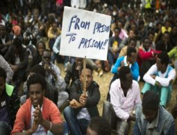 Leave or go to prison: Israel to African migrants