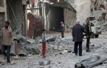 30 children killed in Syria's Eastern Ghouta in the past 2 weeks