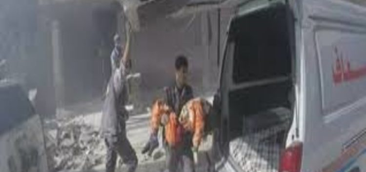 Human rights group: 126 killed in 11 days in Syria's Eastern Ghouta