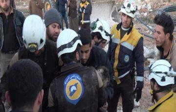 Sources: Syria regime targeting civilians in Eastern Ghouta