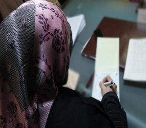 Muslim trainee lawyer humiliated by Judge, asked to either remove her headscarf or leave the courtroom