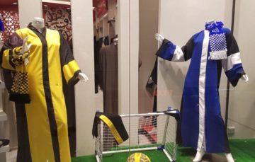 Soccer team abayas, Saudi Arabia's new fashion trend
